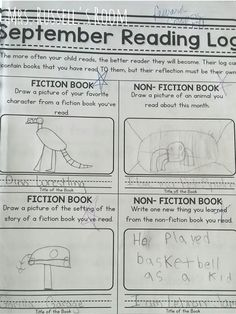 Mrs. Russell's Room: I ditched my reading log and now I do this...