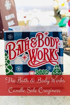 The Bath & Body Works Candle Sale - Did you go to the Bath & Body Works Annual . - The Bath & Body Works Candle Sale – Did you go to the Bath & Body Works Annual Candle Sale? I di - Bath Body Works, Candles For Sale, Candle Sale, Unique Christmas Gifts, All Things Christmas, Gifts For Family, Gifts For Friends, Homemade Soap Recipes, Baby Lotion
