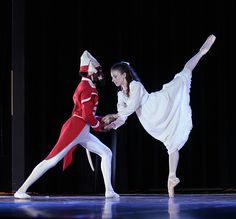 Nutcracker Ballet -Los Angeles, Segerstrom OC, Pasadena -Almost every Christmas. This year for sure I will see again.