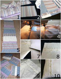 sy puder-af-gamle-skjorter-kreativ-ide-genbrug
