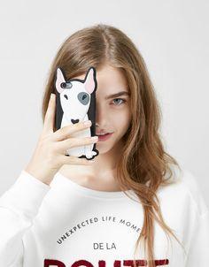 Carcasa bull terrier Iphone6 BSK - Accesorios tablet & móvil - Bershka España
