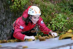 Kate Middleton tries her hand at abseiling