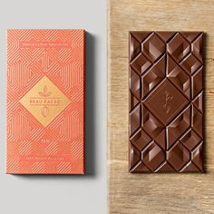 Chocolate Bar And Packaging Design By Adam Gill And SocioDesign Studio For The London-based Chocolate Company Beau Cacao... - #62150 - NOTCOT.ORG