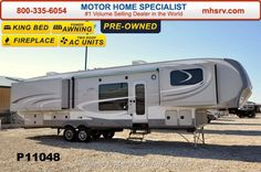 Used 2014 Open Range Open Range 386FLR W/5 Slides For Sale by Motor Home Specialist available in Alvarado, Texas