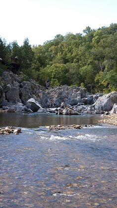Johnson's Shut-Ins State Park - 148 Taum Sauk Trail, Middlebrook MO, 63656, 573-546-2450 - Missouri's BEST Natural Waterpark! Offers swimming, hiking, camping, lodging, horseback riding, backpacking, bicycling, fishing, climbing, picnicing and a playground  *See Link for more Details!