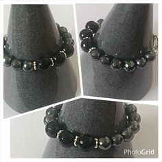 black and silver - The Supermums Craft Fair