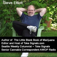 Toke Signals with Steve Elliott | Attorney: Marijuana May Not Impair Driving Ability At All