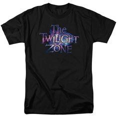 Twilight Zone/Twilight Galaxy Short Sleeve Adult T-Shirt 18/1 in