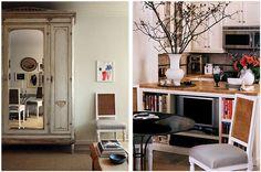 Carrier and Company | Portfolio: West Village Apartment | Kitchen & Breakfast Area