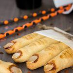Galletas de dedos de bruja para Halloween Halloween, Witch, Fingers, Tasty, Vegan, Cookies, Spooky Halloween