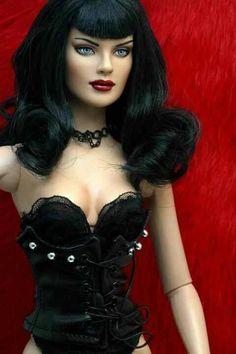 .Batty Page doll... love it