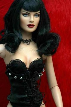 .Batty Page doll... love it