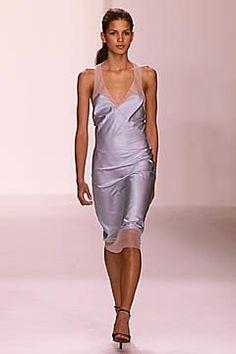Calvin Klein Collection Spring 2001 Ready-to-Wear Fashion Show - Raica, Calvin Klein