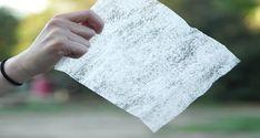 Après avoir lu ceci vous ne jetterez plus jamais vos feuilles assouplissantes à la poubelle ! La num 8 la meilleure