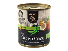 #vegan #laktosefrei #ohne_Gentechnik Bio-#Kokosmilch mit #fair #gehandelten Zutaten Exotischer Geschmack durch grünen #Chili Kokosnüsse aus #kontrolliert #biologischem #Anbau #kbA | #organic #lactosefree #coco #milk #GEPA #Fairtrade