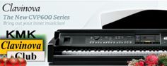 Learn about the new 600 series Clavinova at Knapton Musik Knotes