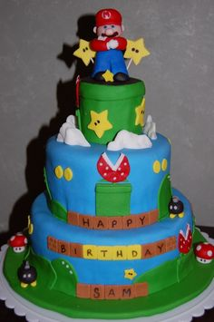 Animal Crossing Cake Stand