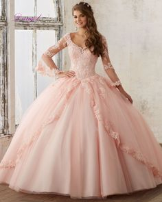 Pretty quinceanera mori lee valencia dresses, 15 dresses, and vestidos de quinceanera. We have turquoise quinceanera dresses, pink 15 dresses, and custom quince dresses! Ball Gown Dresses, 15 Dresses, Evening Dresses, Formal Dresses, Dress Prom, Pink Ball Gowns, Pink Dress, Masquerade Ball Dresses, Gown Skirt