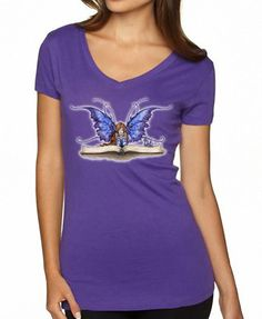 MISC GOODIES - SHIRTS - Amy Brown Fairy Art - The Official Gallery