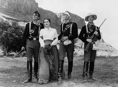 Rio Grande shows John Ford taking a major backward step from his former liberal stance. Fort Apache lauded the Army but presented a highly critical portrait . Rio Grande, Western Film, Western Movies, I Movie, Movie Stars, Film Rio, Harry Carey, Republic Pictures, Maureen O'hara