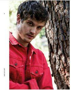 Daniel Sharman for DAMAN  Magazine ❤