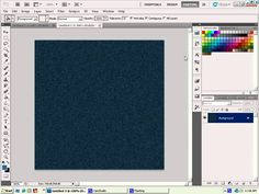 Create a Denim Texture Using Photoshop