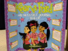 Pictures and descriptions of elementary school reading fair projects. A great collection for getting ideas for reading fair project boards. Reading Fair, 6th Grade Reading, Reading Lessons, Teaching Reading, Learning, Fair Projects, Book Projects, School Projects, School Ideas