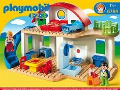 Playmobil - 6784 - Figurine - Maison De Campagne