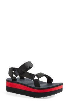 Teva+'Universal'+Flatform+Sandal+(Women)+available+at+#Nordstrom