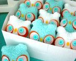 If only mine were small again! ;( These are so cute for kid Birthday treat bags!! Sooooo cute!!