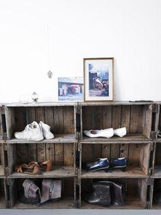 Image result for pallet board shoe rack