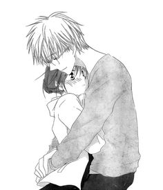 Faster than a Kiss-- I loved this manga because, despite their major age difference, he was very respectful of her... they never kiss until the end of the manga, which is quite adorable. I highly suggest this manga.