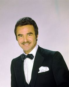 Burt Reynolds another cute and funny man.