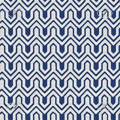 Textures Texture seamless | Blue covering fabric geometric jacquard texture seamless 20940 | Textures - MATERIALS - FABRICS - Geometric patterns | Sketchuptexture