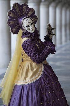 Венецианский карнавал во всей красе