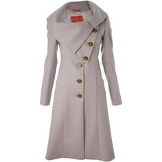 Vivienne Westwood coat. There are times I *actually* regret leaving the frozen ND tundra. The chance to wear this coat is one of them.