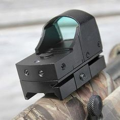 Tactical Red Dot Sight by Hi-Lux Optics. Tactical Red Dot Sight.