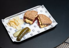 Now Open: A New Cityside Diner Serving New York's Most Iconic Sandwich - Broadsheet Pastrami Sandwich, Sandwich Bar, Sandwich Recipes, Sandwiches, Easy Cocktails, Classic Cocktails, Waldorf Chicken Salad, Plain Bagel, Brewing Co
