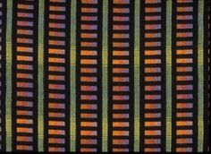"""Robin Muller, """"Double Weave Yardage."""" Robin will teach the weaving workshop """"Doubleweave on Eight Harnesses"""" at Penland August 14-26, 2016. More information: http://penland.org/textiles/index.html"""