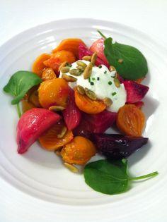 Just beet it. Love beets!!