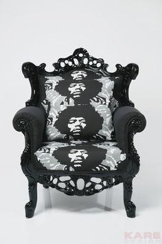 Arm Chair Mink Jimmy