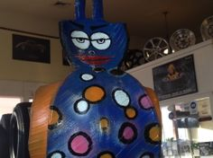Welcome Gary - By Spencer, the owner of Kenwood Tire - West Bridgewater MA -#recycle #upcycle