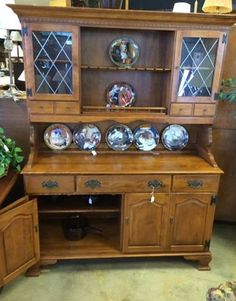 Amazing Ethan Allen Solid Maple Hutch 625 00 Buy Online At Mkconsignment Com Furniture