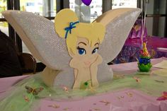Brookie's Tinkerbell Birthday! Balloon Decorations! (Magenta Pink ...
