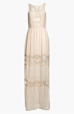 ASTR Lace Maxidress available at #Nordstrom