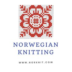 Learn to knit The Norwegian Way!  Free online course