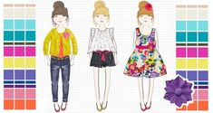 Spring/Summer trends for kids: Baker by Ted Baker girlswear