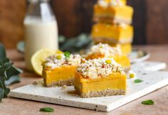 Mango Cheesecake, Cheesecake Brownies, Cheesecake Bites, Low Carb Recipes, Healthy Recipes, Fodmap, Lunches And Dinners, Stevia, Ketogenic Diet