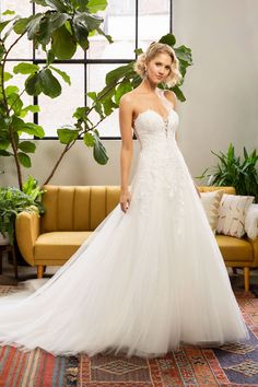 Experience the best wedding dress shopping experience in Lincoln, NE at Blush Bridal Boutique and find designer wedding gowns that make you feel beautiful. Affordable Wedding Dresses, Best Wedding Dresses, Tulle Wedding, Blush Bridal, Bridal Gowns, Lillian West, Designer Wedding Gowns, Wedding Dress Shopping, Bridal Boutique