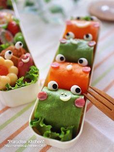 frog roll ups